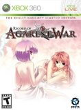 Record of Agarest War -- The Really Naughty Limited Edition (Xbox 360)
